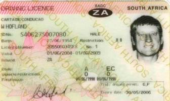how to get international drivers licence in south africa